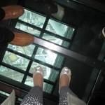 スカイツリーフロア340ガラス床
